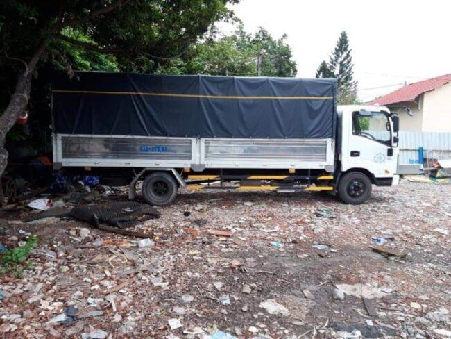 Cho thuê xe tải 2 tấn dài 6 mét dọn nhà