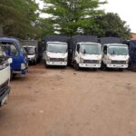 Cho thuê xe tải chở hàng hcm - liên tỉnh