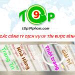 Top 9 HCM
