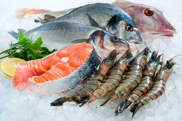 Cách bảo quản hải sản tươi