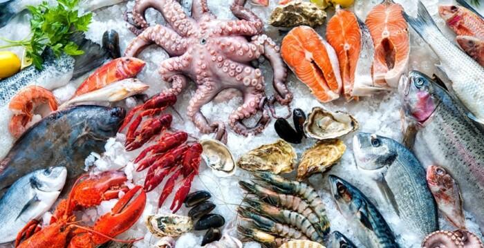 Cách bảo quản hải sản
