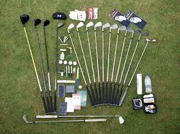 Cửa hàng bán gậy đánh golf